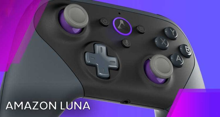 Amazon Luna | New Cloud Gaming service