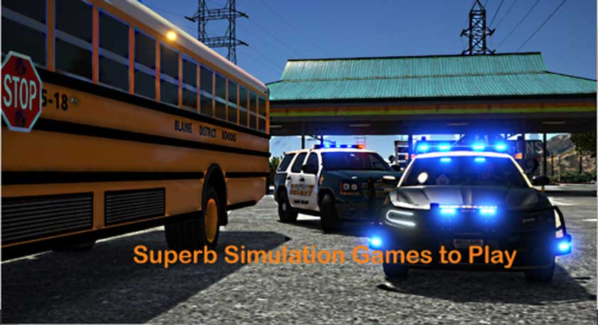Superb Simulation Games to Play This Year