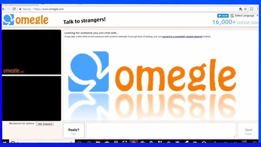 How do I Unlock Omegle?
