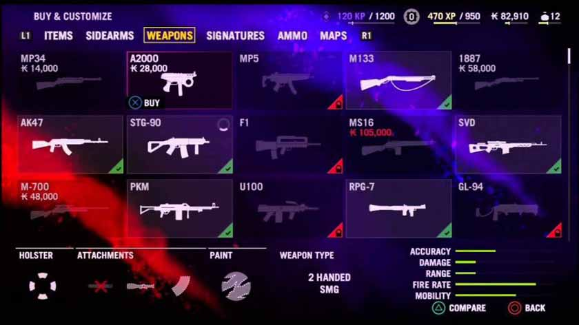 Far Cry 5 | Cheats, Missions, Trophies and Achievements