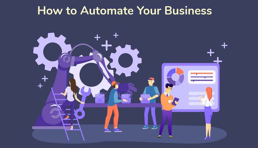 How to Automate Your Business in 2020?