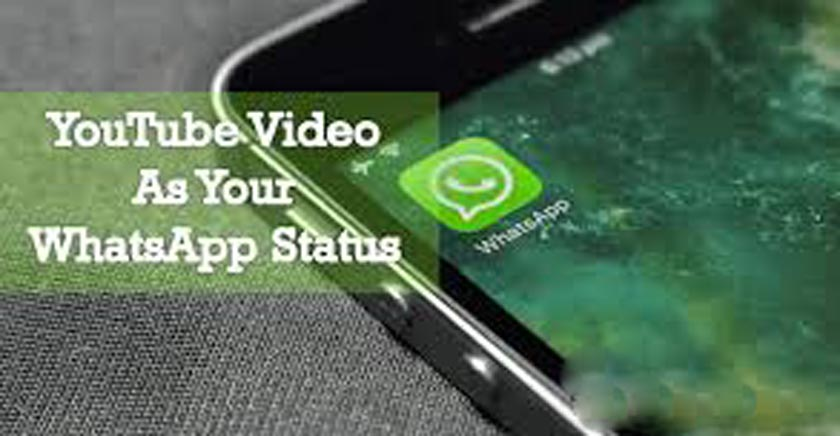 How to Make YouTube Videos as WhatsApp Status