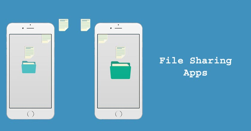 File Sharing Apps | For Android and iOS