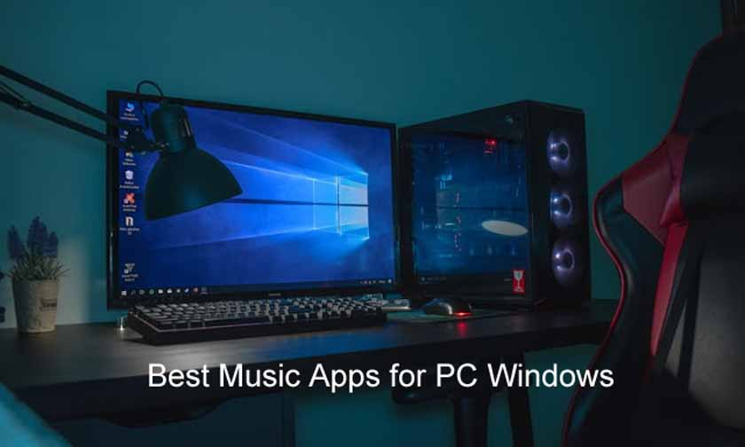 Top 5 Best Music Apps for PC Windows