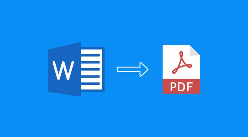 How to Convert Word to PDF on Mac OS