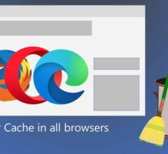 Clear Cache in All Types of Browsers
