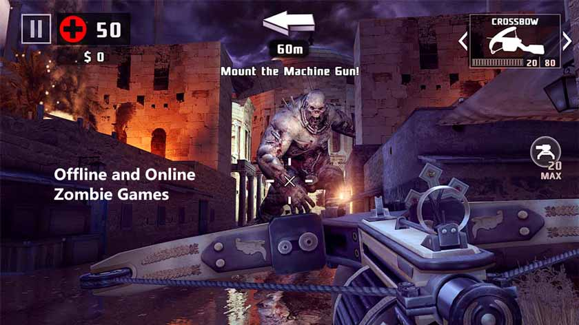 6 Best Offline and Online Zombie Games for Android