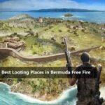 Five Best Looting Places in Bermuda Free Fire