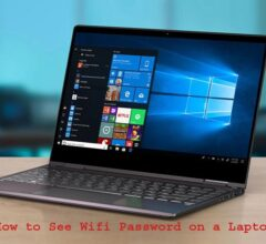 How to See Wifi Password on a Laptop