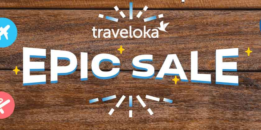 Tips for Hunting Traveloka EPIC SALE Discounts