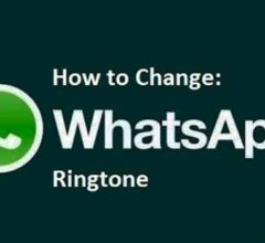 How to Replace WhatsApp Ringtones With Songs