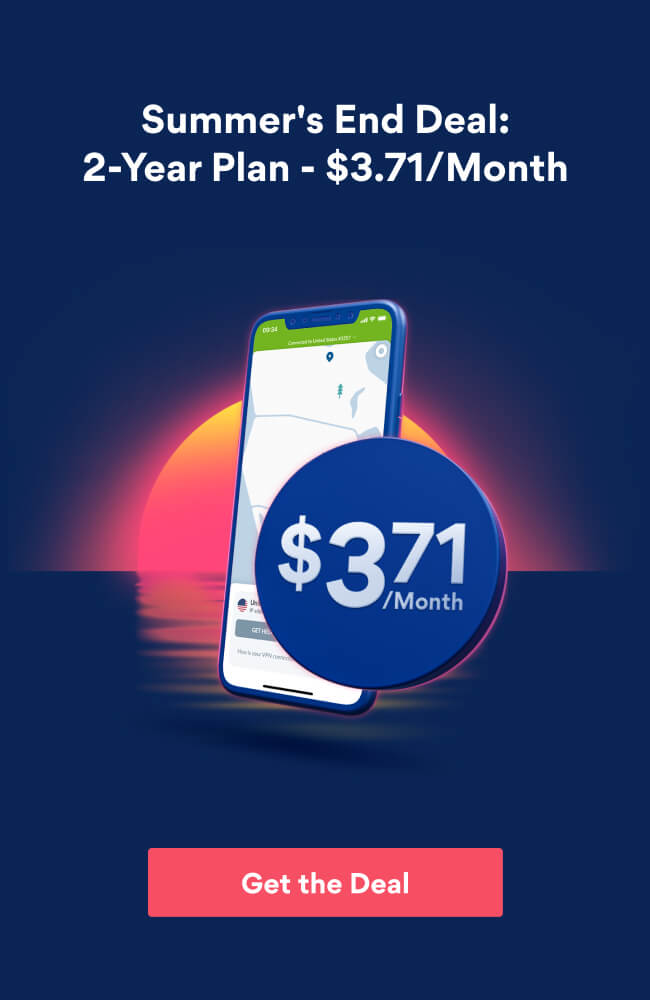 NordVPN End of Summer Deal