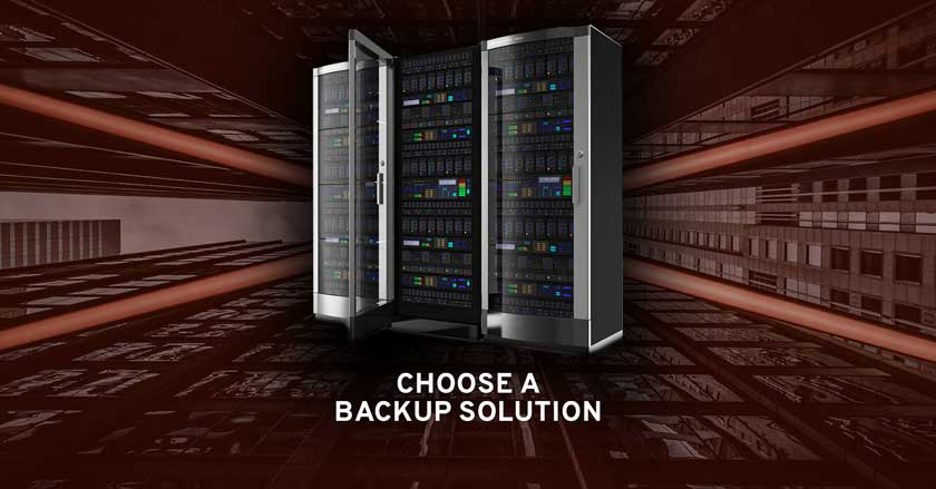 Which Data Backup Solution Suits You? A Quick Test