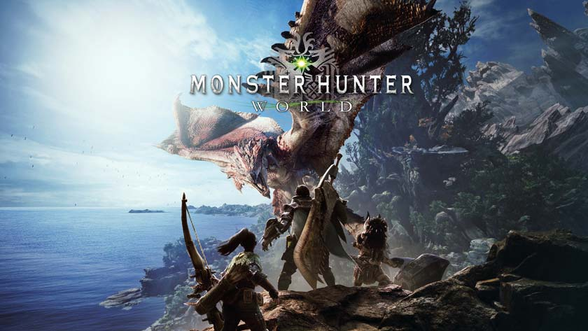 Play Milla Jovovich in the Monster Hunter World Game