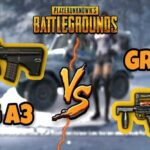 Groza vs AUG A3 | Which AR is Best in PUBG Mobile?