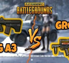 Groza vs AUG A3   Which AR is Best in PUBG Mobile?