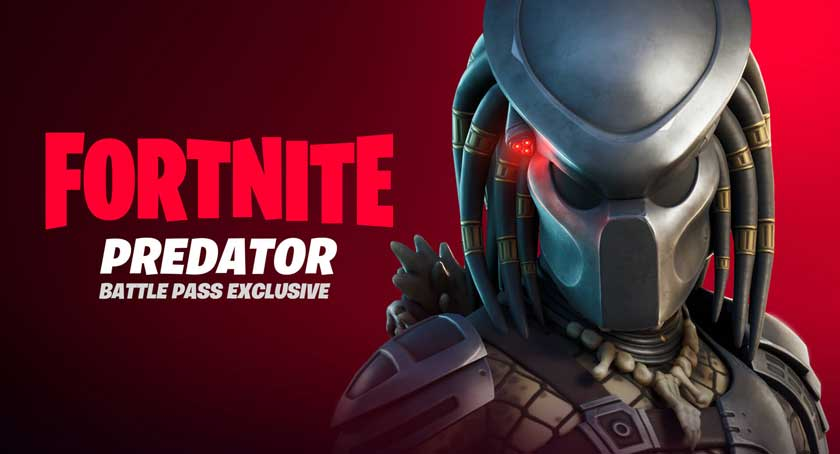 How to find and defeat Predator in Fortnite