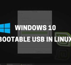 How to Make Windows 10 Bootable on Linux