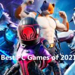 Popular Games of 2021