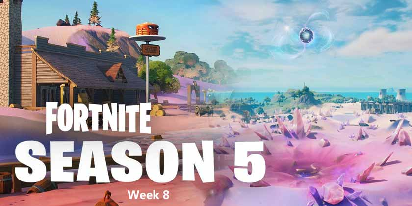 Complete All Contracts, Challenges and Missions of Season 5