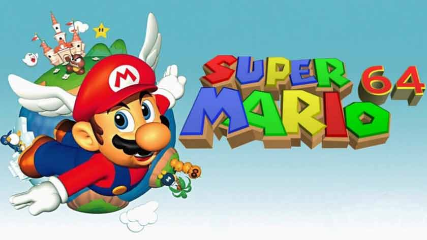 Super Mario 64 | How to Get the Flying Cap And Its Secret Star