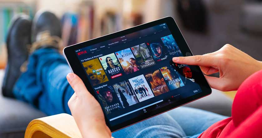 How to See the Netflix Password