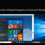 Run Multiple Programs at Once with Windows 10