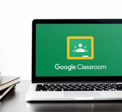 See Classroom Codes on Laptops and Mobile Phones