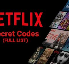 Secret Netflix Codes | Find All Netflix Category Codes to Watch Hidden Movies