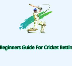 Beginners Guide For Cricket Betting In 2021