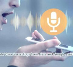 How to Delete Voice Recordings from Alexa and Google Assistant