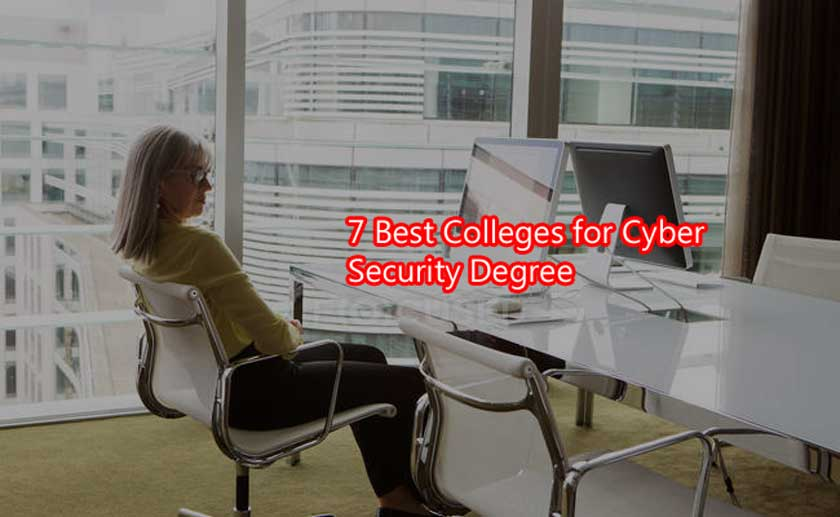 7 Best Colleges for Cyber Security Degree