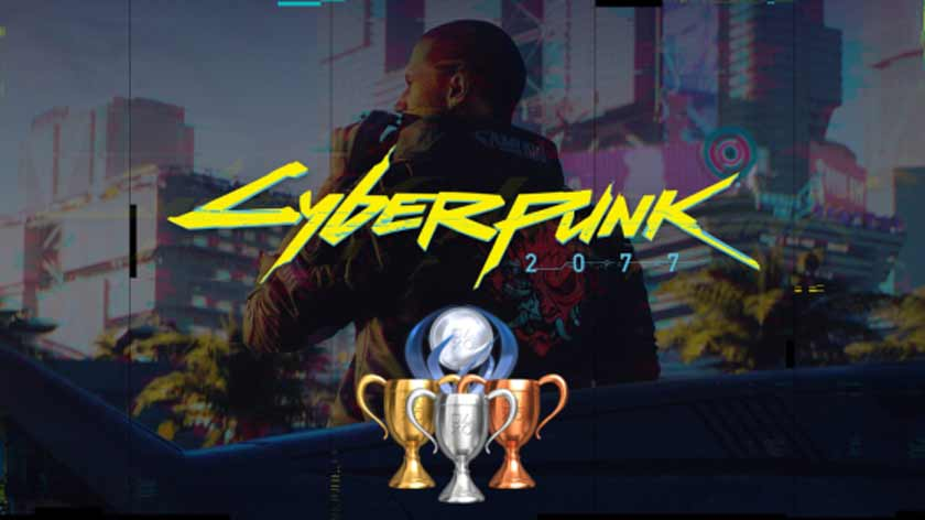Cyberpunk 2077 | How to Unlock All Trophies