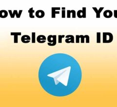 Steps to See Telegram ID