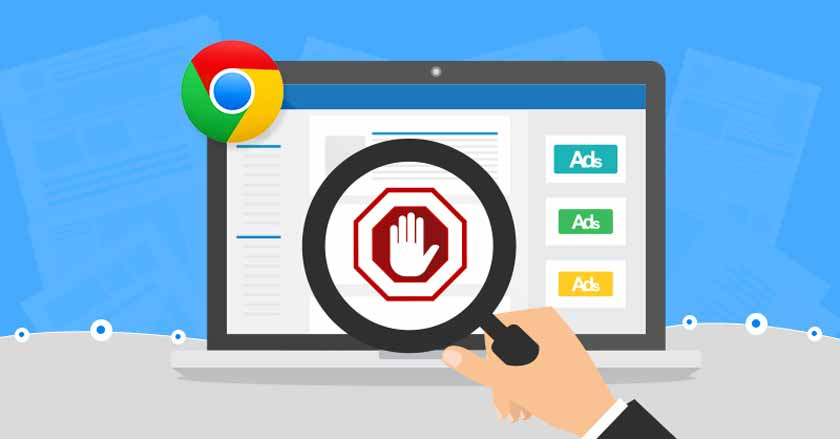 How to Get Rid of Ads on Google Chrome on a Laptop