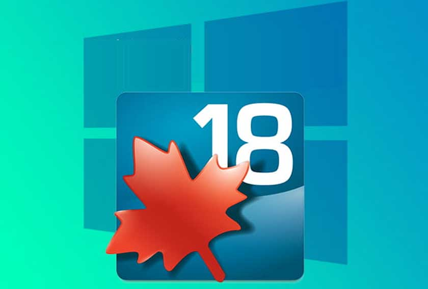 How to Install and Activate Maple 18 on Windows 10,8,7
