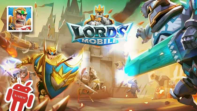 Lords Mobile Game | Free Lords Mobile Account