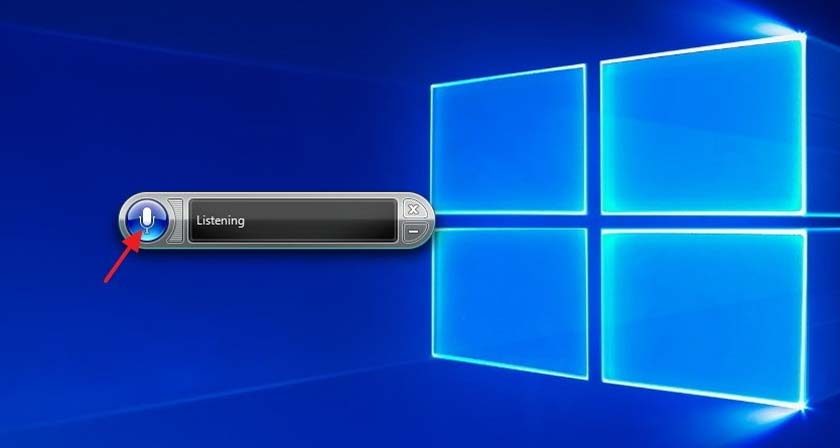 Enable the Speech Recognition Feature on Windows 10
