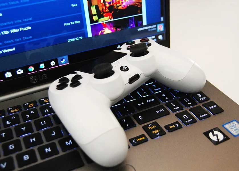 How to Use PS4 Stick on Windows 10