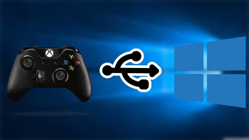 How to Use an XBOX Stick on Windows 10