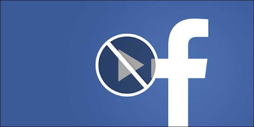 Turn Off Video Autoplay Feature on Facebook