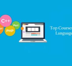 Courses of Programming Languages for Students