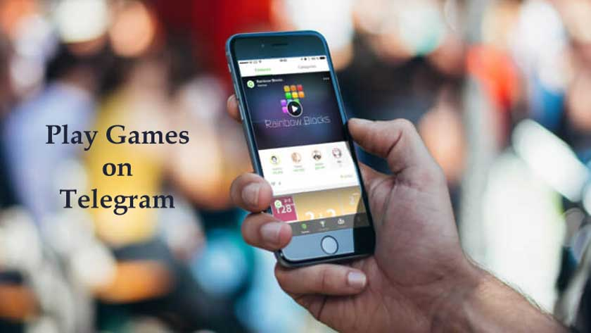 How to Play Games on Telegram