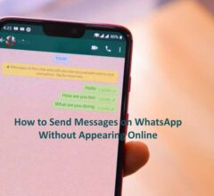 Send Messages on WhatsApp Without Appearing Online