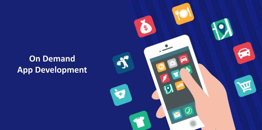 Grow your business with On Demand App Development