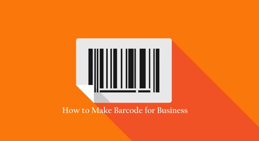 Make Barcodes for Business and Personal