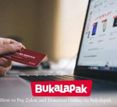 How to Pay Zakat and Donation Online via Bukalapak