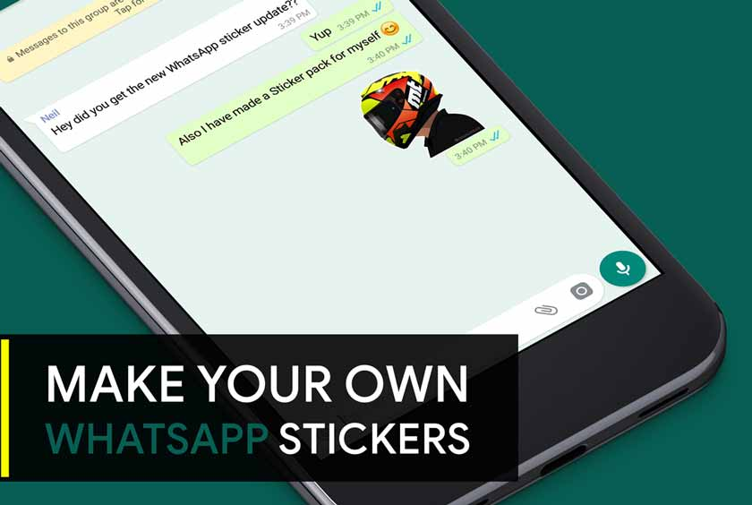 How to Make Stickers for WhatsApp With Your Photo