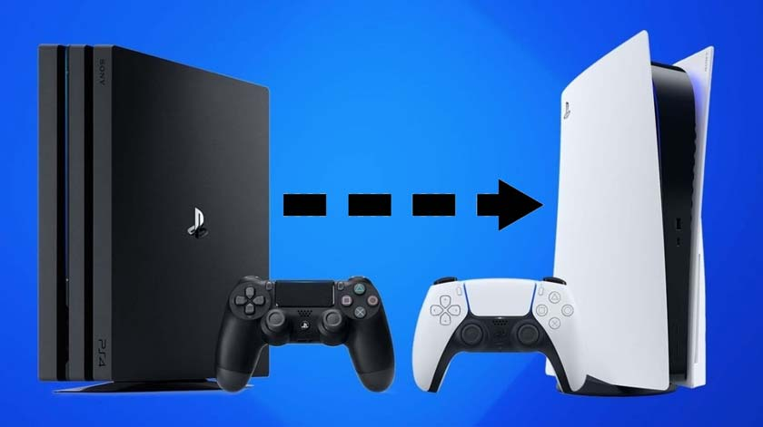 How to Transfer Your Saved Data From PS4 to PS5