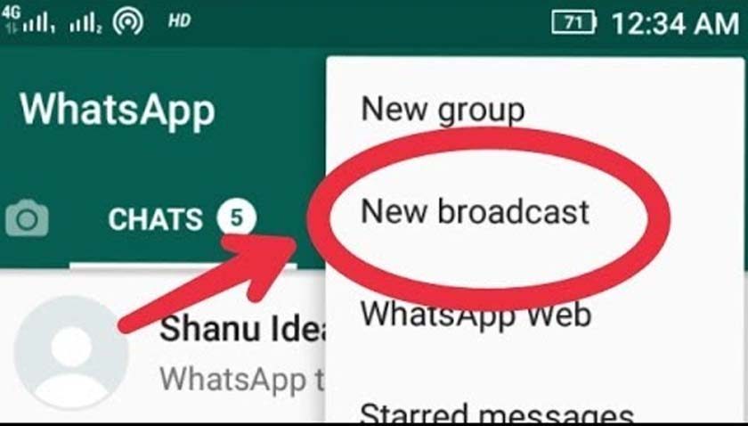 How to Make a Broadcast on WhatsApp